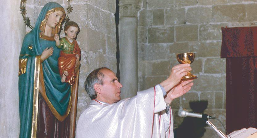 Stasera in TV, sabato 25 maggio 2013: Don Puglisi martire a Brancaccio, Castle