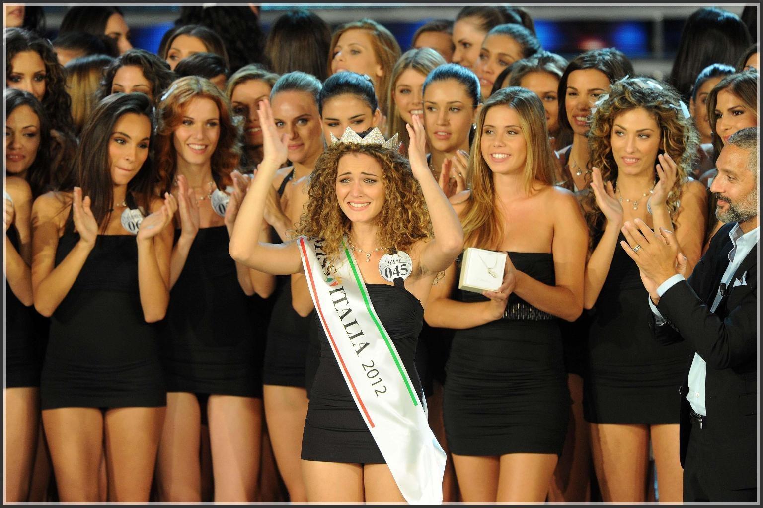 Miss Italia 2013 finisce in Parlamento, la Mirigliani stupita e incredula