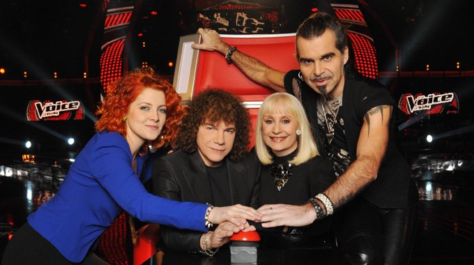 Stasera in TV, giovedì 23 maggio 2013: The Voice of Italy, Firewall