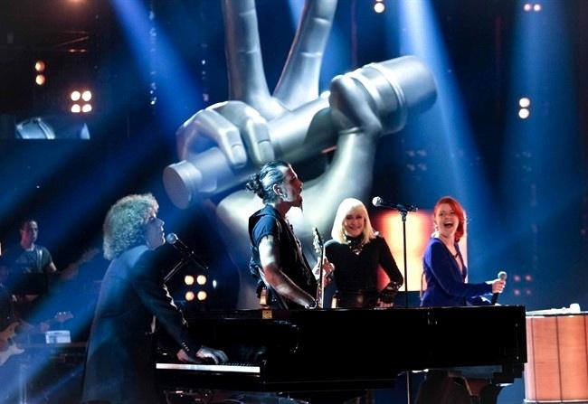 Stasera in TV, giovedì 30 maggio 2013: la finale di The Voice of Italy, Red