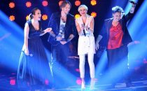 The Voice of Italy, finale: Elhaida Dani vince la prima edizione del talent show [FOTO]