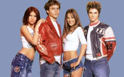 Rebelde Way: i personaggi della telenovela argentina [FOTO]
