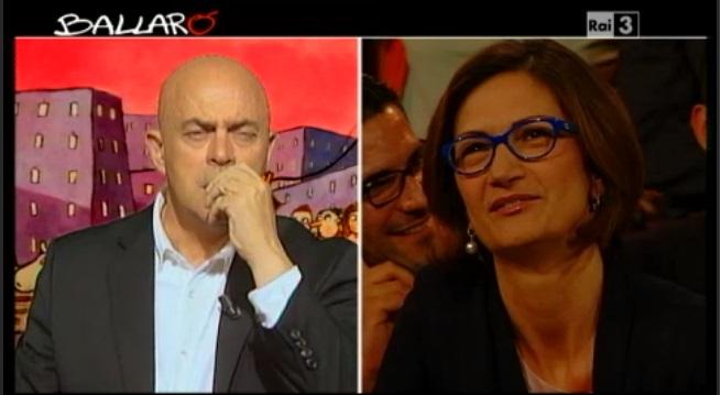 Crozza a Ballarò (25/06/2013): 'Berlusconi più grande reatista degli ultimi 150 anni' [VIDEO]