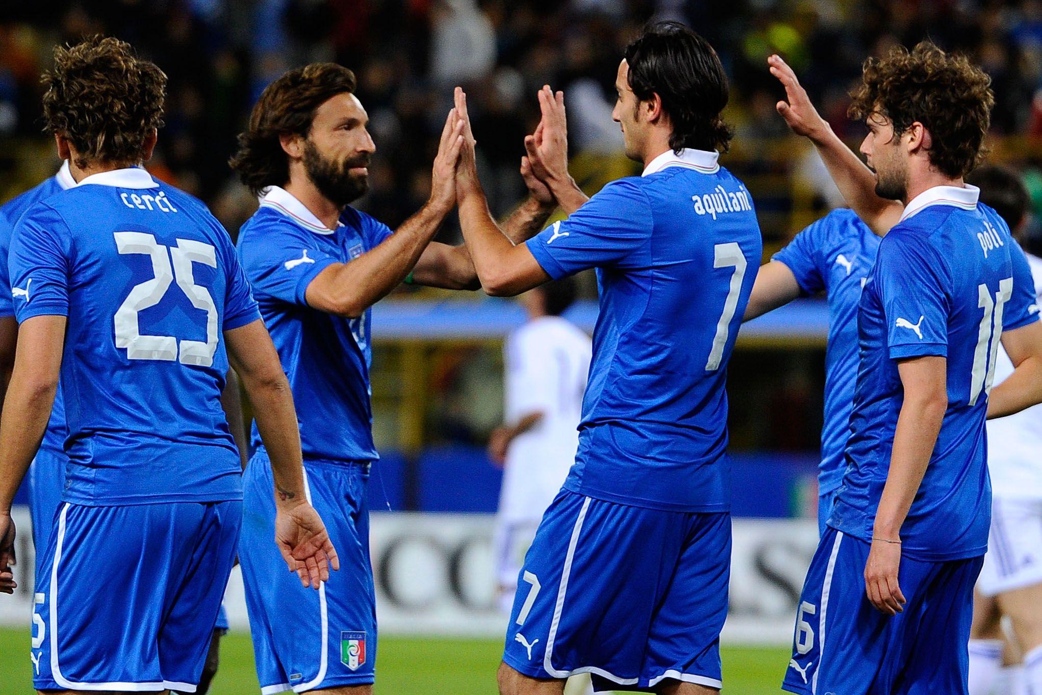 Ascolti TV venerdì 31 maggio 2013: vince Rai1 con 5 mln per l'amichevole Italia – San Marino