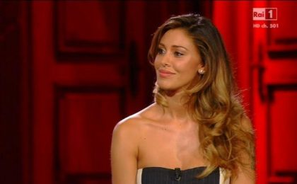 Belen Rodriguez nel nuovo Don Matteo: il ruolo che interpreterà la showgirl argentina