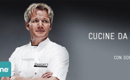 Cucine da incubo USA: torna Gordon Ramsay su Real Time con la sesta stagione