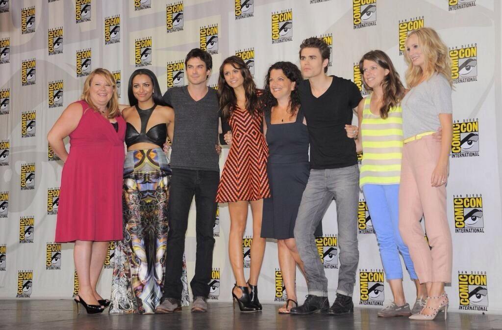 The Vampire Diaries 5: anticipazioni e trailer dal Comic Con [VIDEO]