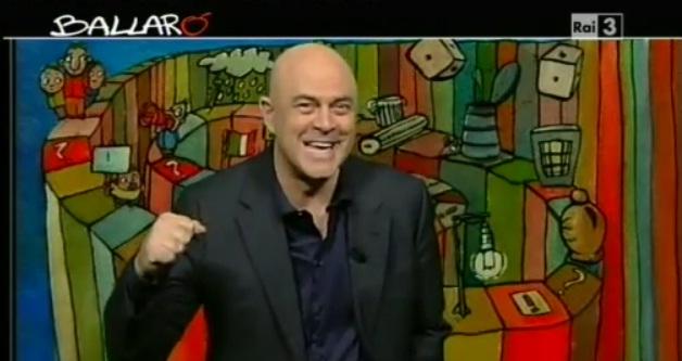 Crozza a Ballarò (02/07/2013): dal cimiciaio americano ai Berlusconi-Alien [VIDEO]