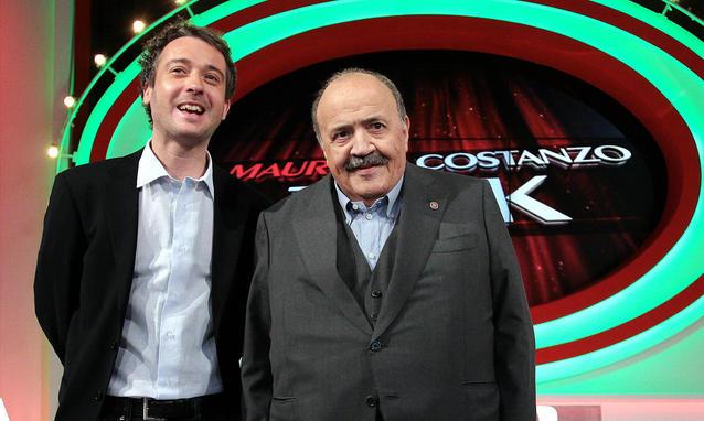 Maurizio Costanzo… Show: da settembre Rtl 102.5 è anche mia!