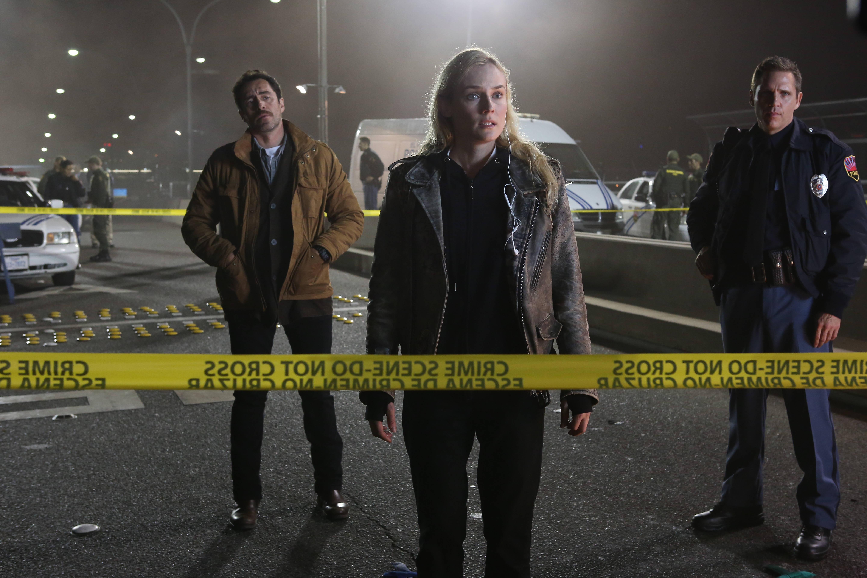 Al via The Bridge, la serie tv con Diane Kruger in onda su Fox Crime (canale 117 di Sky)
