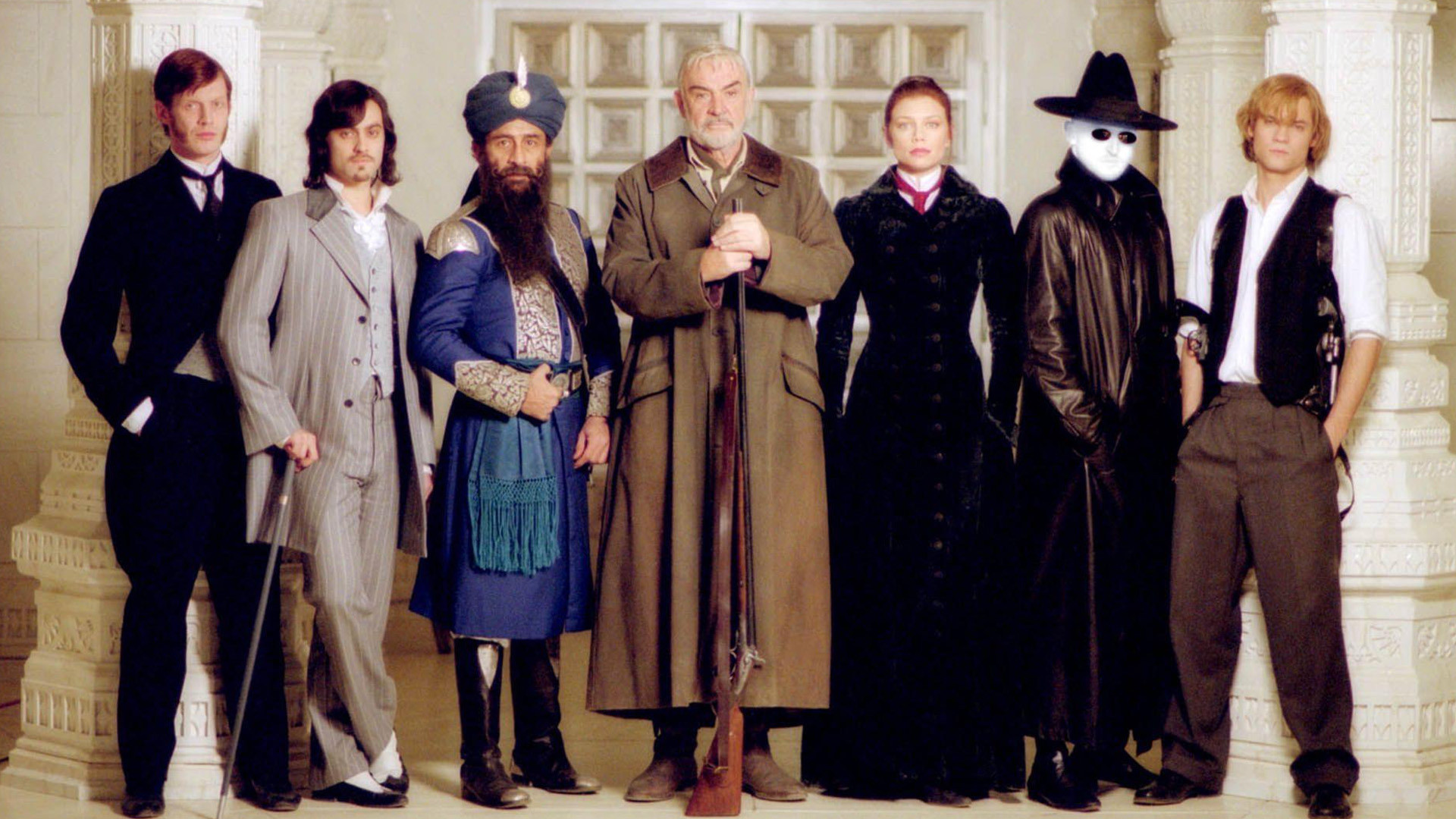Serie TV USA: The League of Extraordinary Gentlemen ordinato da Fox