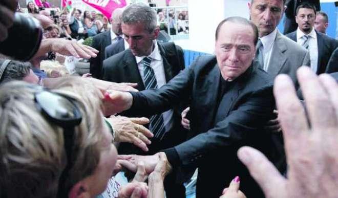 Sformat di Mariano Sabatini – Il pianto di Berlusconi segna una nuova era massmediatica