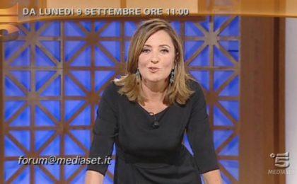 Mediaset, Forum nel mirino del Moige: 'Mercificazione del corpo della donna'