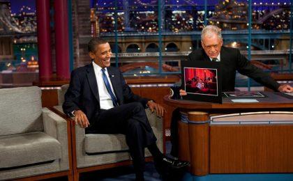 Il Late Show di David Letterman compie 20 anni: in Italia non siamo mai riusciti a imitarlo