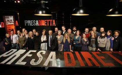 Presa Diretta torna il 2 settembre su Rai3 con 4 puntate: le anticipazioni di Riccardo Iacona