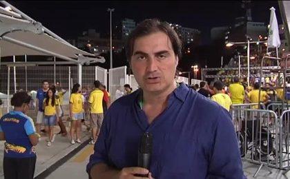Pierluigi Pardo ospite a Quelli che il calcio, Rai Sport non lo accetta