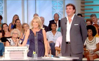 Forum: dopo l'addio di Rita Dalla Chiesa e Bracconeri, fuori anche Senise?