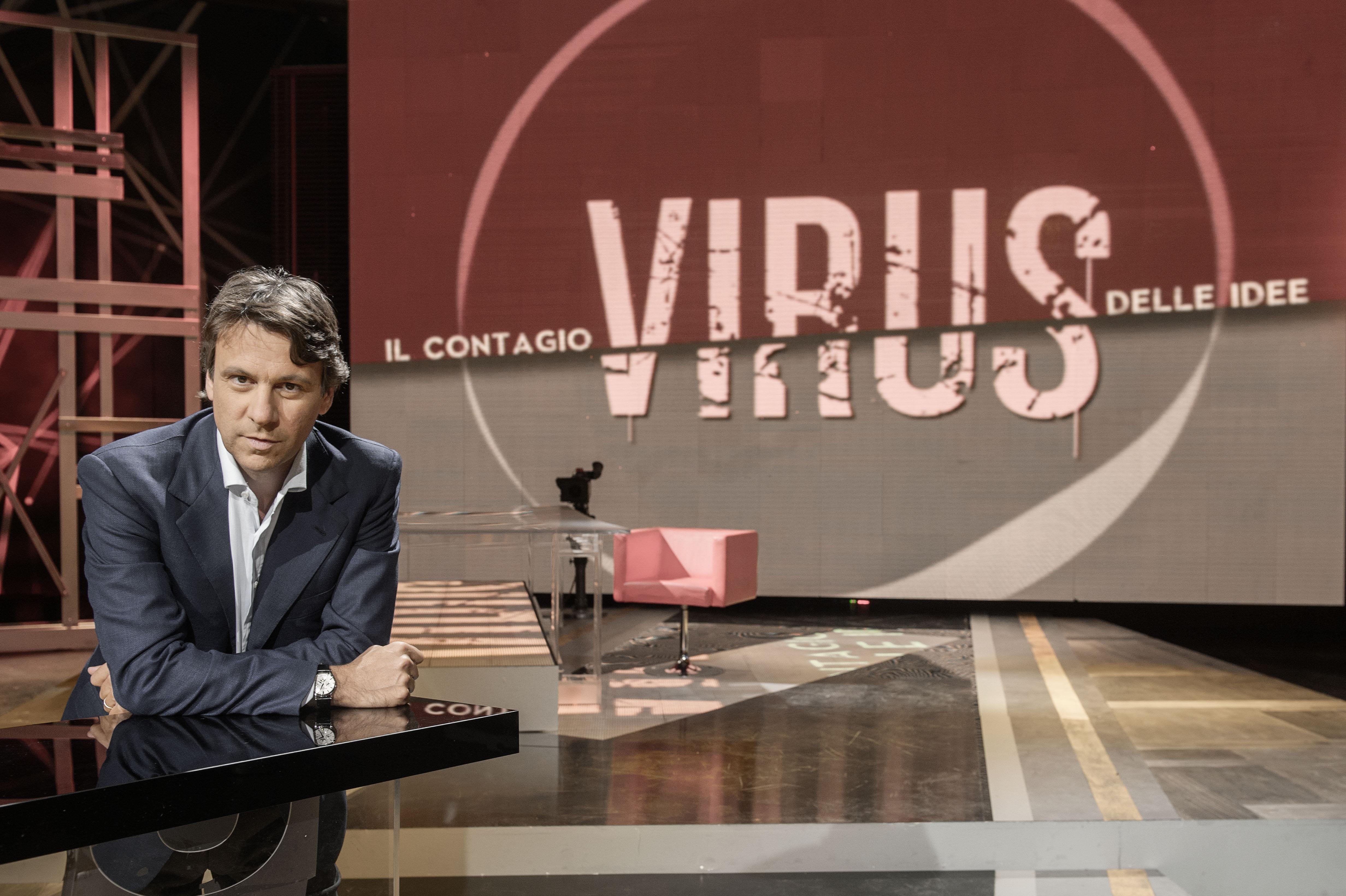 Sformat di Mariano Sabatini – 'Virus' non decolla… chi glielo ha fatto fare a Nicola Porro di diventare conduttore televisivo?