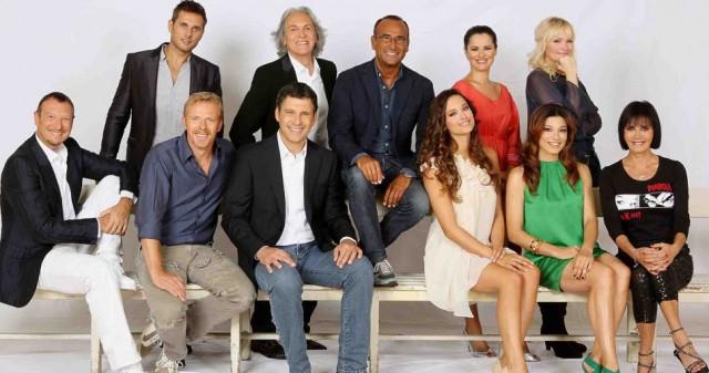 Stasera in TV, venerdì 13 settembre 2013: Tale e Quale show, Baciamo le mani