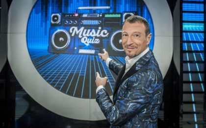 Music Quiz, Amadeus torna su RAI 1 con un nuovo programma