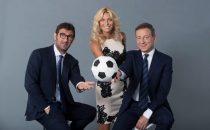 Stop & Gol: Cielo punta su Federica Fontana, Sandro Sabitini e Ciro Ferrara