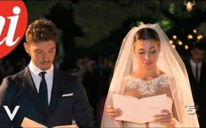Sformat di Mariano Sabatini – Il matrimonio di Belén a Verissimo, punta estrema di una vita tutta d'immagine