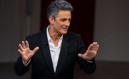 Festival di Sanremo 2015, i conduttori: Fazio vuole i Fiorello, D'Urso e Greggio si candidano