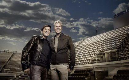 Capitani coraggiosi: Claudio Baglioni e Gianni Morandi su Rai 1 il 6 e il 7 ottobre 2015