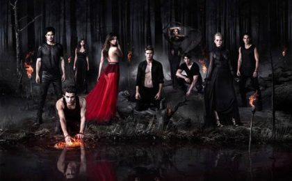 The Vampire Diaries: la serie tv chiude