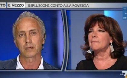 Sformat di Mariano Sabatini – Travaglio contro Alberti Casellati, Carlassarre zittisce Santanché. Scontri politici su La7