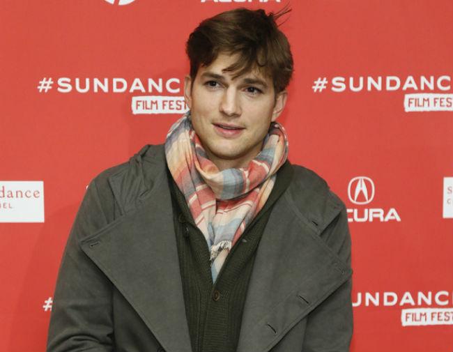 Ashton Kutcher 2.5 Men