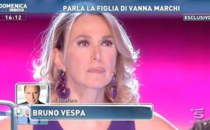 Domenica Live: Bruno Vespa replica a Stefania Nobile e Barbara D'Urso incassa
