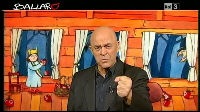 Crozza a Ballarò (01/10/2013): Alfano-Django, Berlusconi e Dudù come Limiti e Floradora