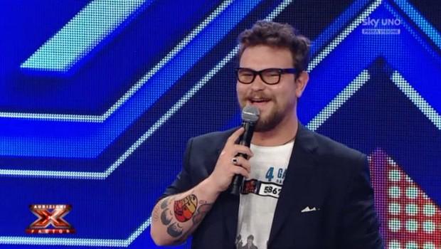 Fabio Santini X Factor 2013 620x350