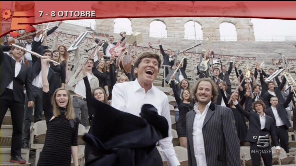 Stasera in TV, lunedì 7 ottobre 2013: Report, Gianni Morandi Live in Arena