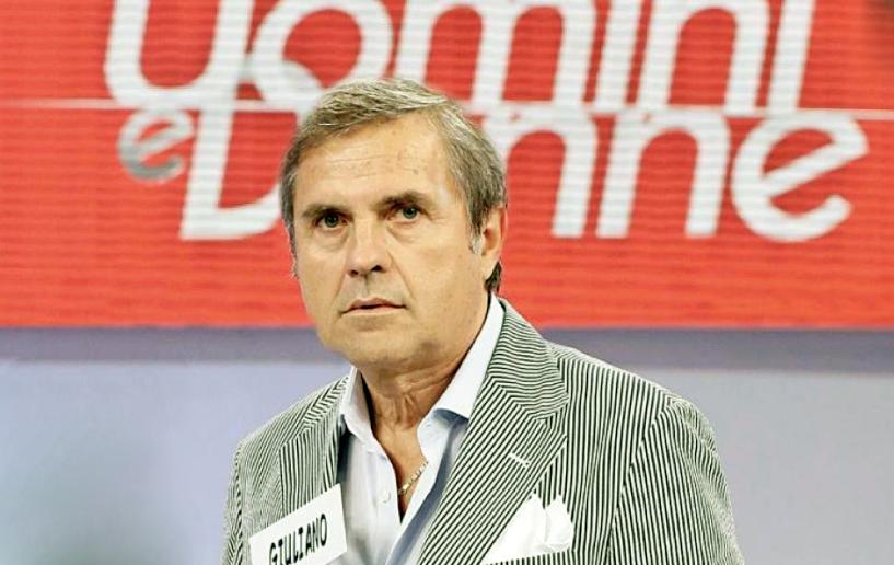 Uomini e Donne, Trono Over: Giuliano Giuliani fa arrabbiare Maria De Filippi