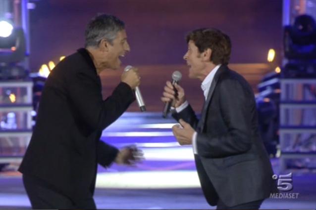 Morandi e Fiorello Verona