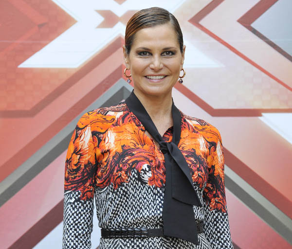 X Factor 7 – Live Show: intervista a Simona Ventura, alla guida dei Gruppi Vocali [VIDEO]