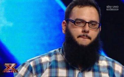 Andrea D'Alessio di X Factor 7: da Napoli al team di Morgan negli Under 24