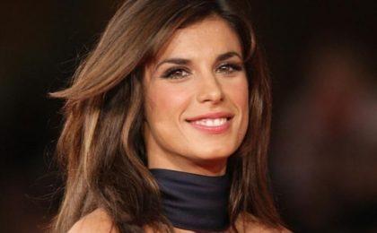Elisbetta Canalis ospite a Razzo Laser: la showgirl torna in tv con il 'pancino'
