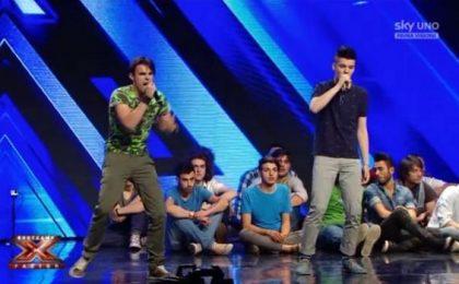 X Factor 2013, I FreeBoys: 'La musica per noi è un grande divertimento'