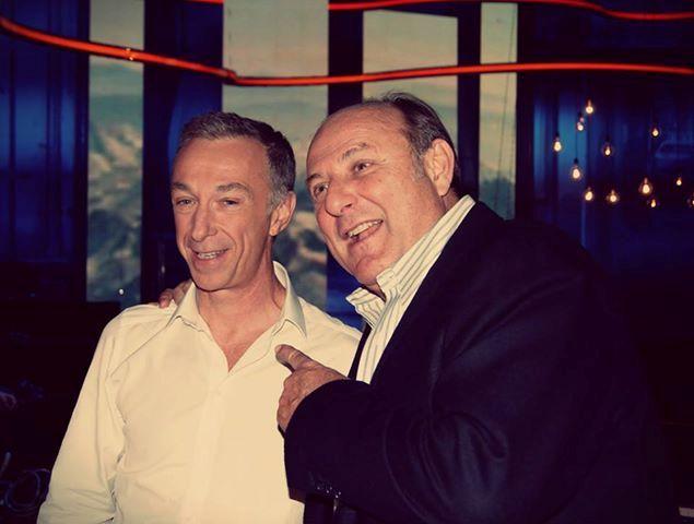 Gerry Scotti a Il Grande Cocomero: mi hanno proposto Sanremo ma resto a Canale5