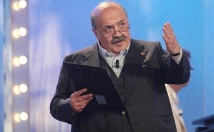 Maurizio Costanzo su Morgan: 'Ad Amici 2017 ha sbandato, è uscito fuori strada'