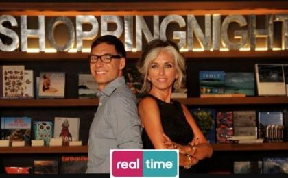 Shopping Night Home Edition: al via su Real Time con Paola Marella e Max Viola [VIDEO]