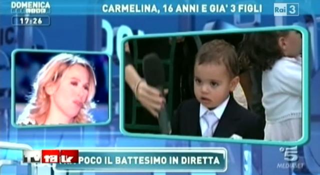 tv talk barbara d'urso