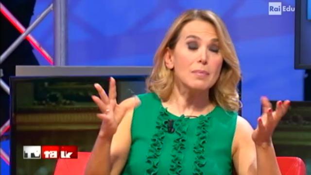 Barbara D'Urso a TvTalk: Non condurrò il mezzogiorno di Canale5