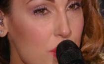 Questi siamo noi: Anna Tatangelo che piange per Gigi DAlessio, tanta musica e poca coppia