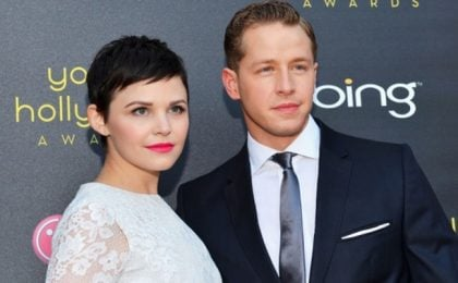 Once Upon a Time: Ginnifer Goodwin e Josh Dallas aspettano un figlio