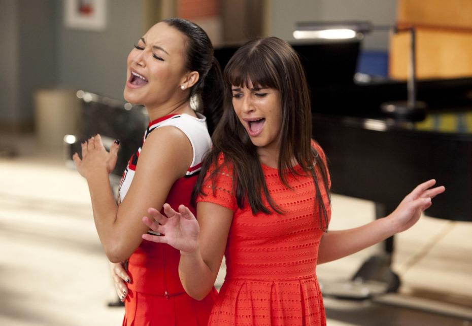 Glee, Ryan Murphy lavora ad uno spin-off con Lea Michele (e si candida anche Naya Rivera!)