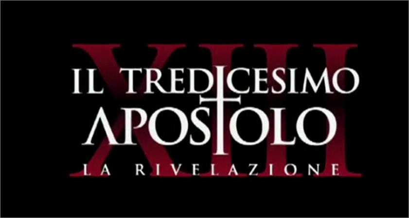 Il tredicesimo apostolo 2 – La rivelazione su Canale 5 rinviato di una settimana